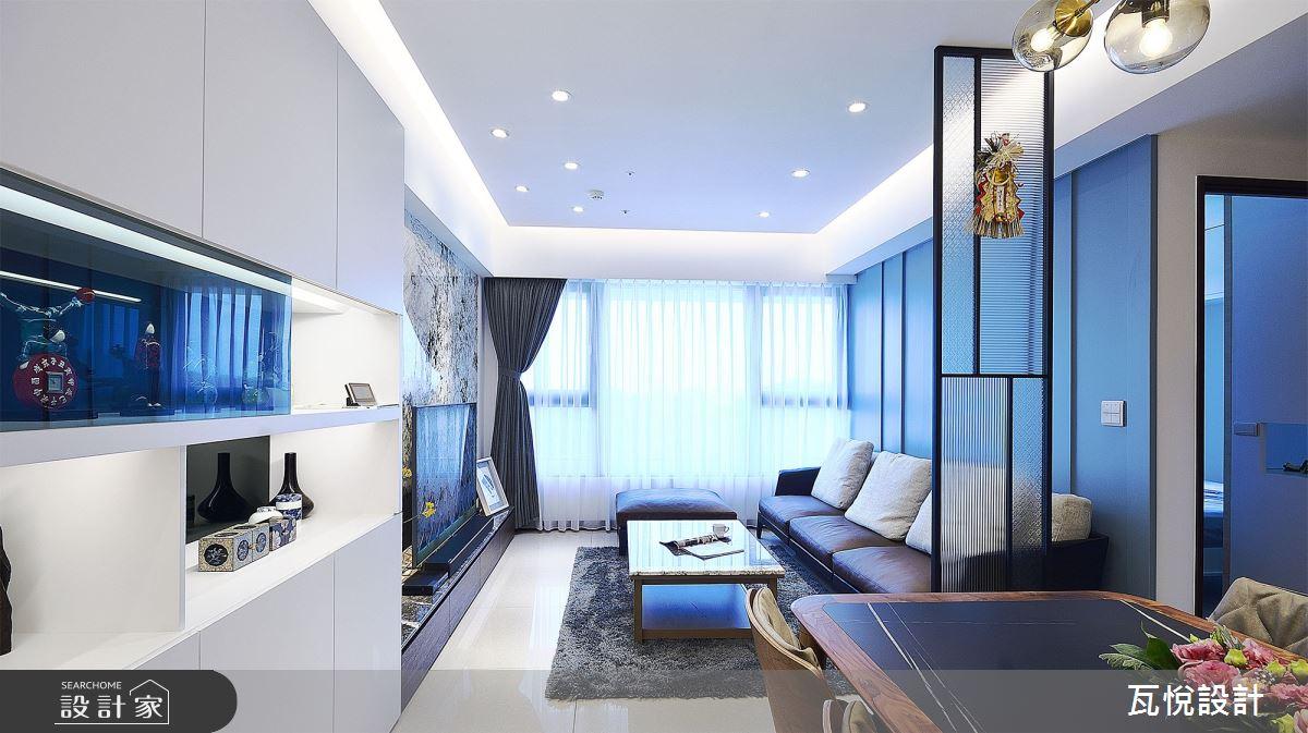 25坪新成屋(5年以下)_現代風案例圖片_瓦悅設計_瓦悅_50之8