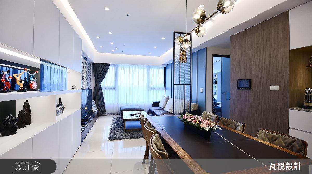 25坪新成屋(5年以下)_現代風案例圖片_瓦悅設計_瓦悅_50之7