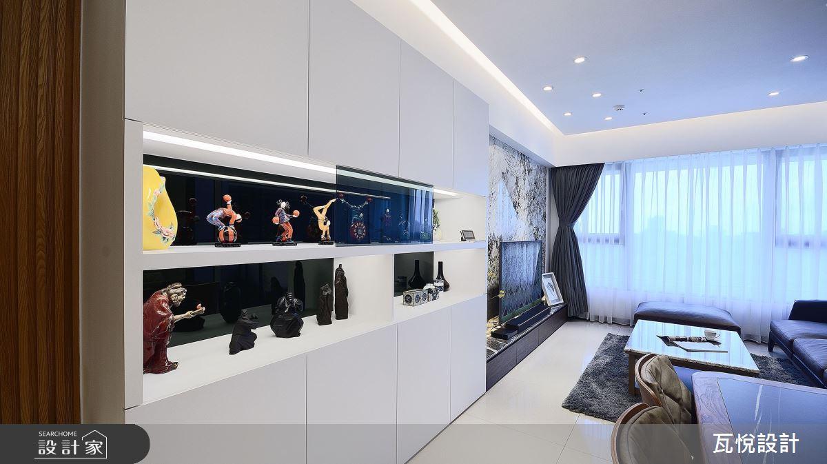 25坪新成屋(5年以下)_現代風案例圖片_瓦悅設計_瓦悅_50之9