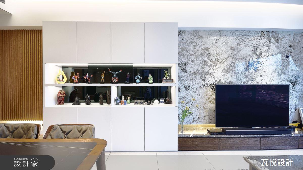 25坪新成屋(5年以下)_現代風案例圖片_瓦悅設計_瓦悅_50之10