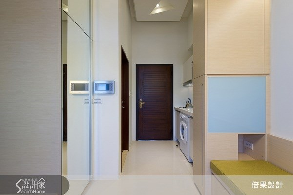 6坪新成屋(5年以下)_現代風案例圖片_倍果設計_倍果_04之1