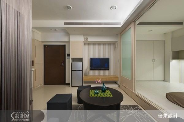 8坪新成屋(5年以下)_現代風案例圖片_倍果設計_倍果_05之5