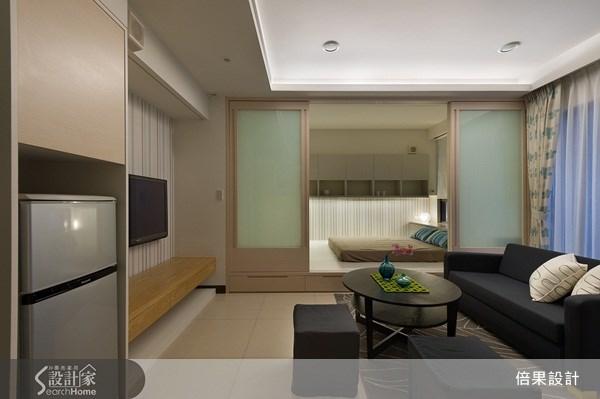 8坪新成屋(5年以下)_現代風案例圖片_倍果設計_倍果_05之2