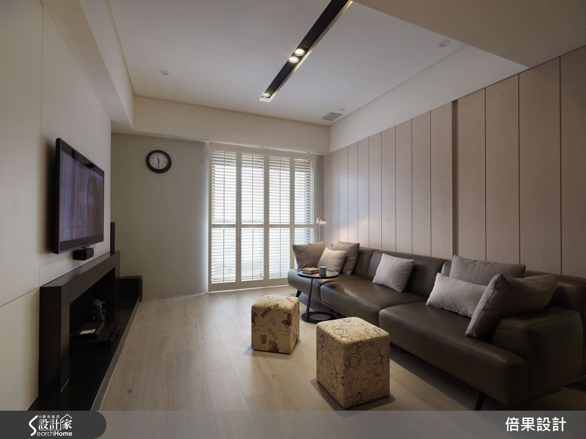 30坪新成屋(5年以下)_美式風案例圖片_倍果設計_倍果_06之4