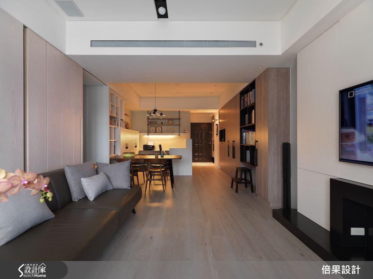 30坪新成屋(5年以下)_美式風案例圖片_倍果設計_倍果_06之2
