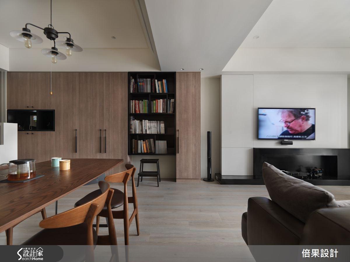 30坪新成屋(5年以下)_美式風案例圖片_倍果設計_倍果_06之1