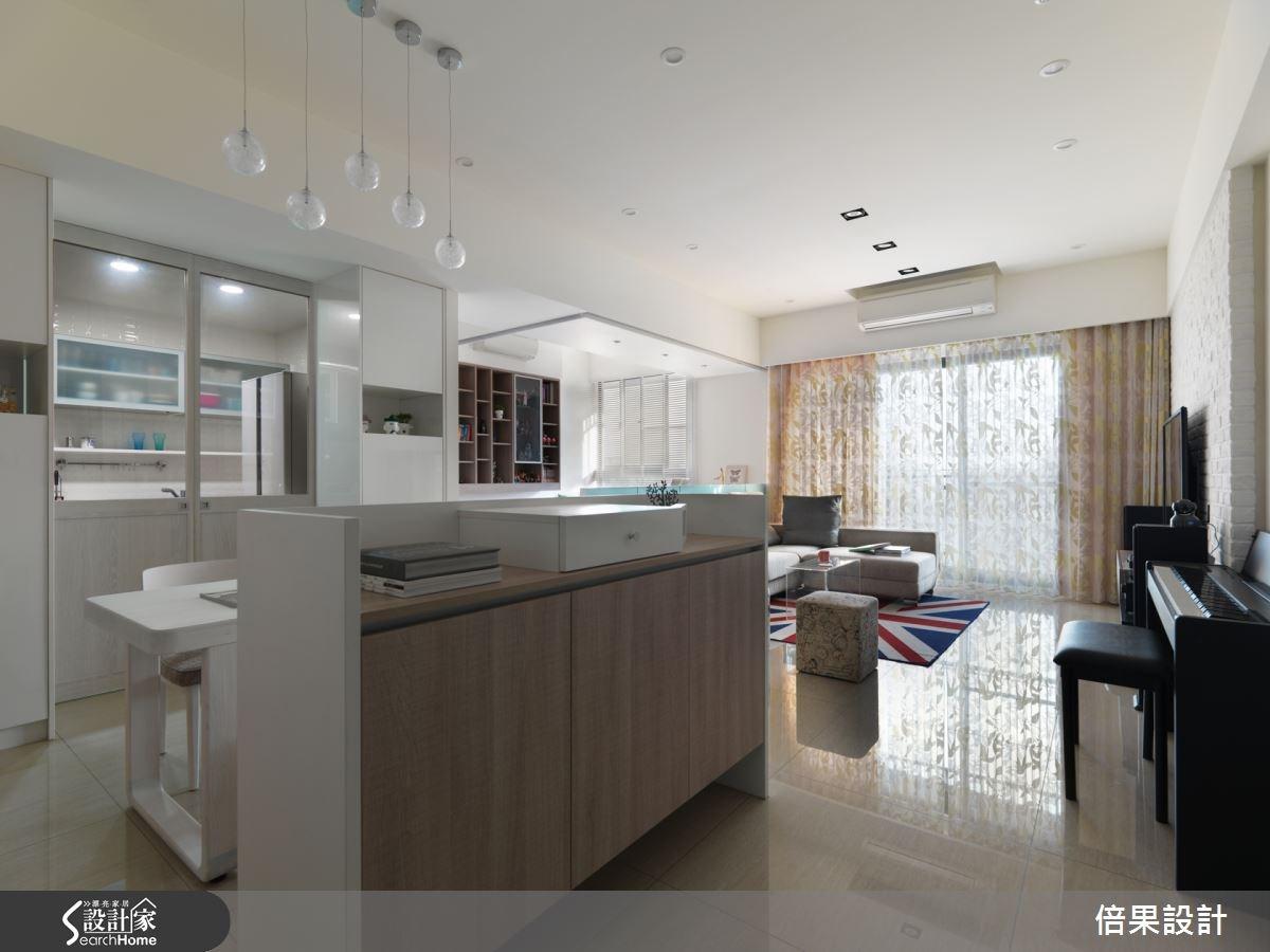 25坪新成屋(5年以下)_北歐風案例圖片_倍果設計_倍果_11之1