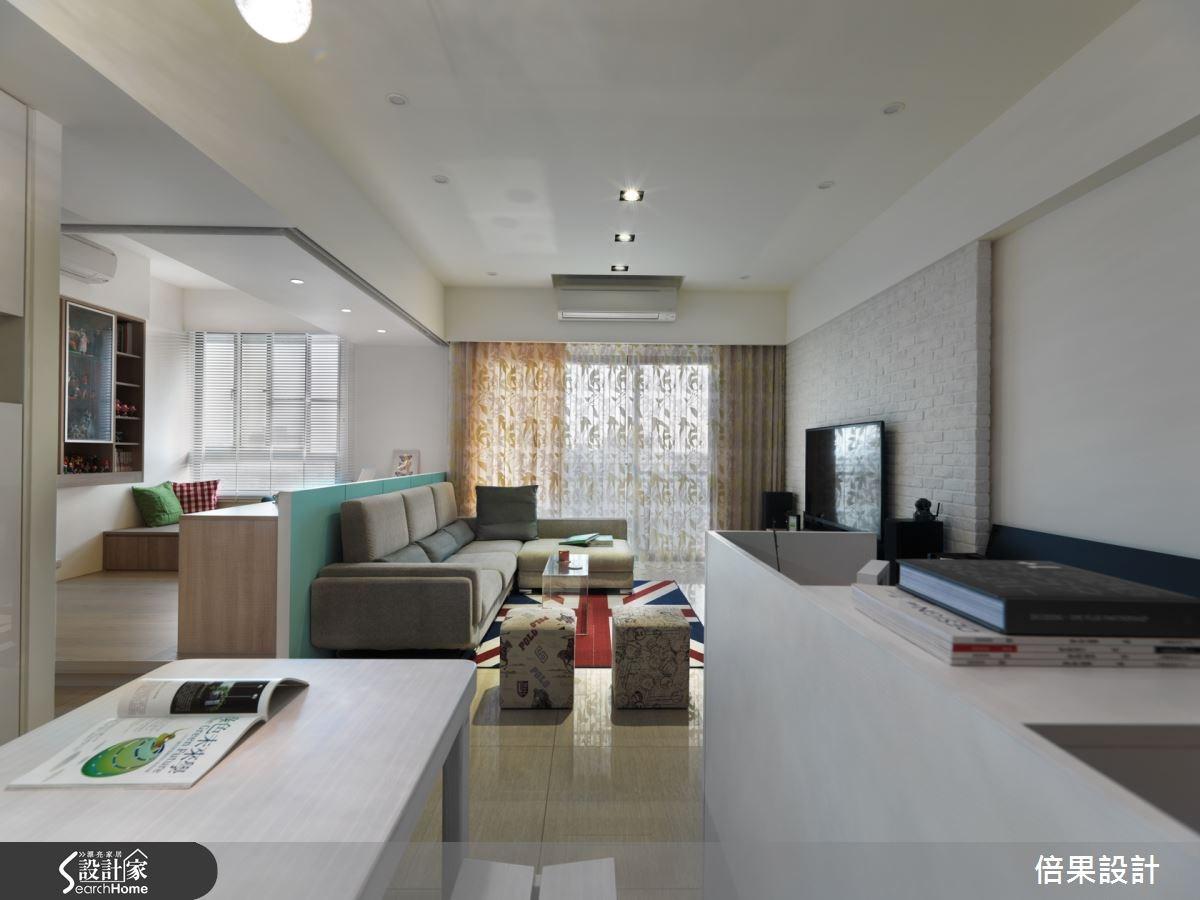 25坪新成屋(5年以下)_北歐風案例圖片_倍果設計_倍果_11之3