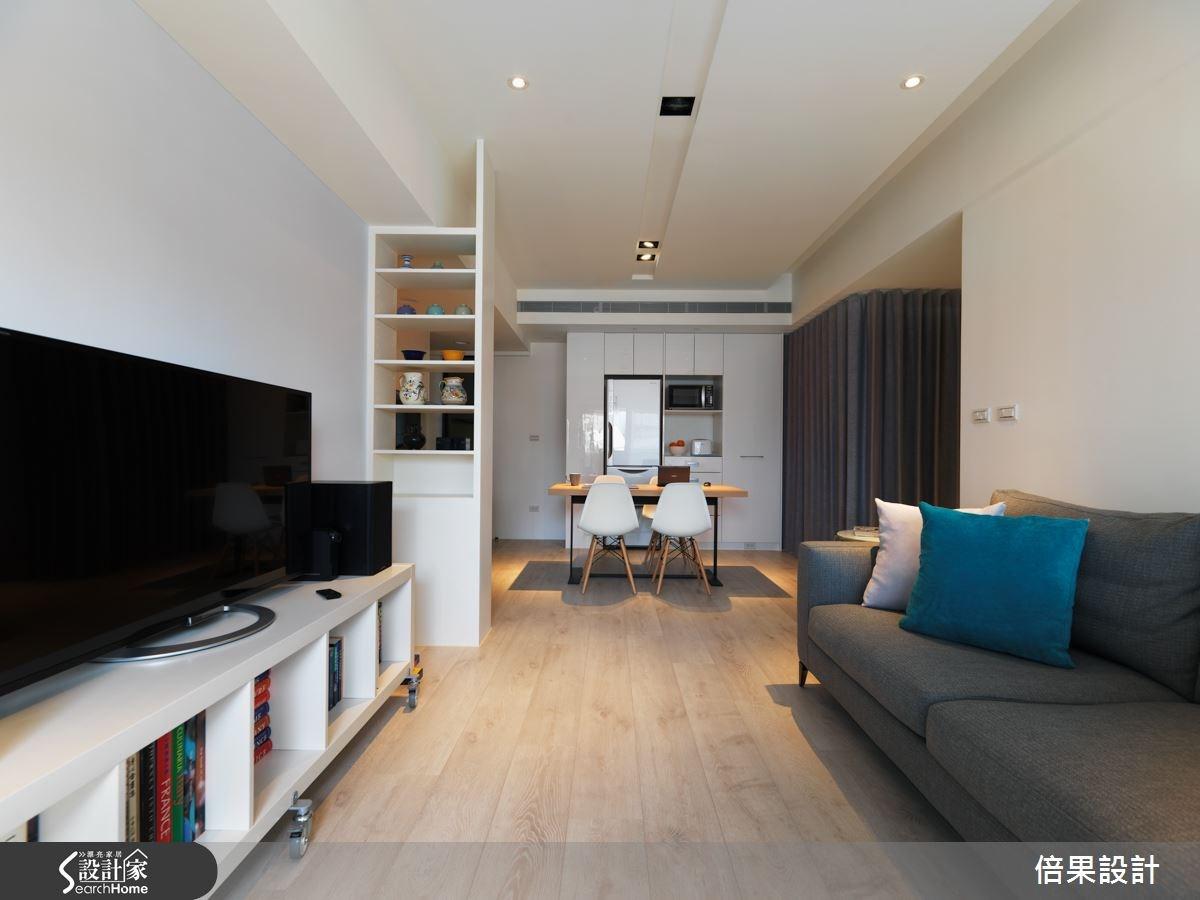 16坪新成屋(5年以下)_北歐風案例圖片_倍果設計_倍果_12之3