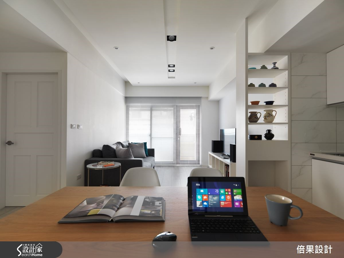 16坪新成屋(5年以下)_北歐風案例圖片_倍果設計_倍果_12之4