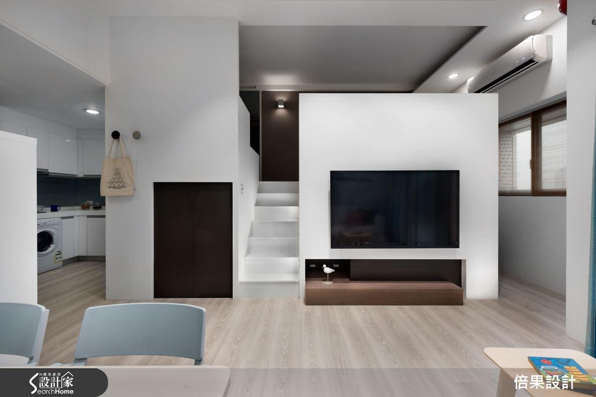 13坪新成屋(5年以下)_北歐風案例圖片_倍果設計_倍果_16之1