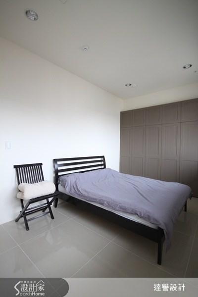 30坪預售屋_北歐風臥室案例圖片_達譽設計_達譽_02之16