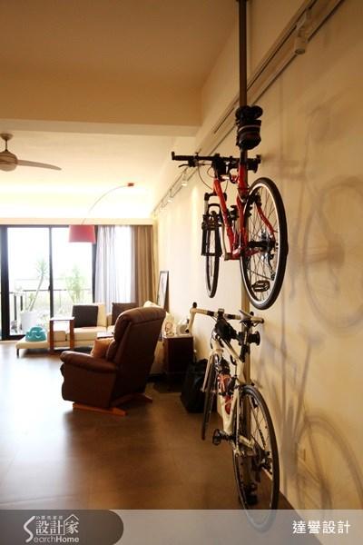 30坪新成屋(5年以下)_現代風客廳案例圖片_達譽設計_達譽_03之4