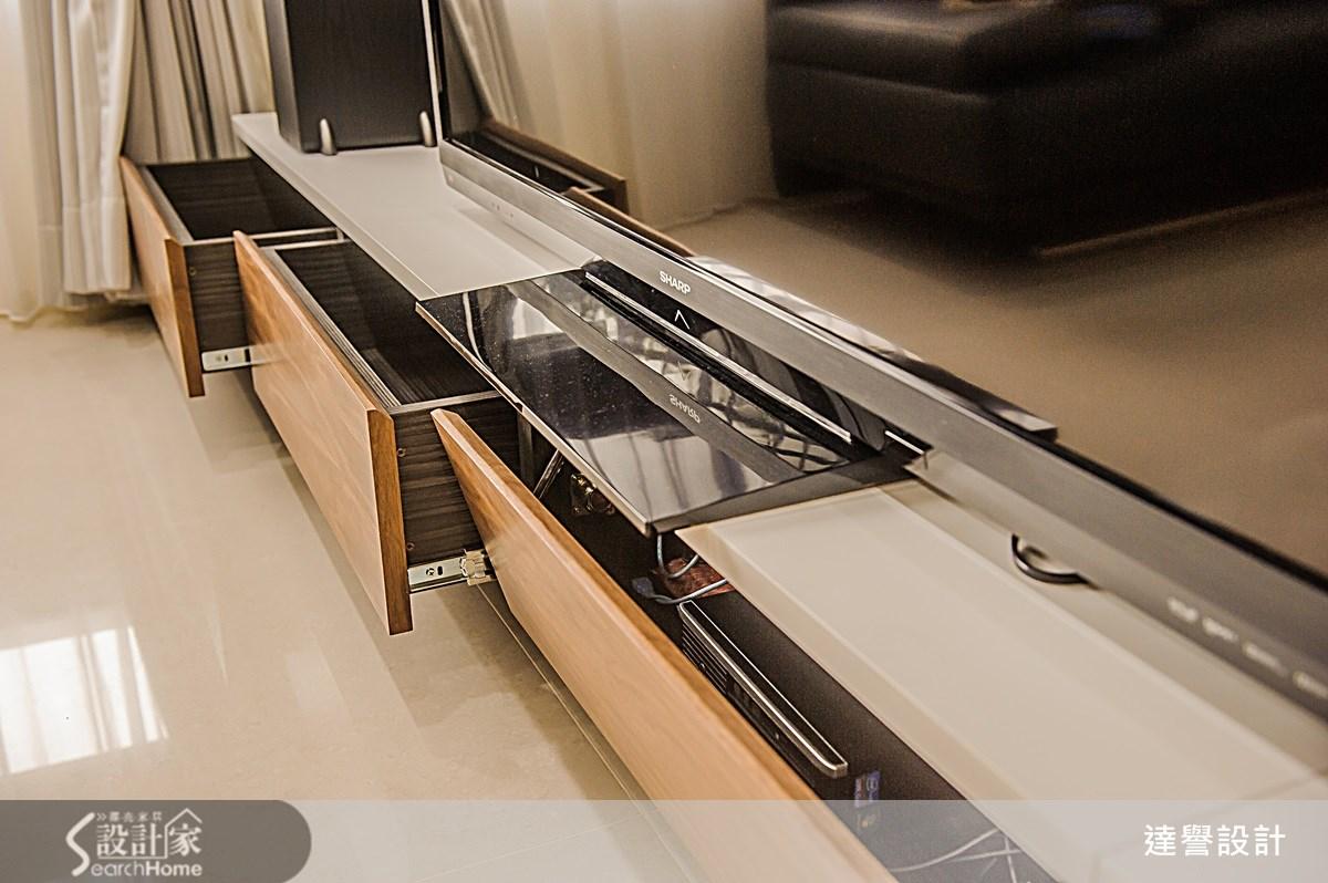 40坪新成屋(5年以下)_療癒風客廳案例圖片_達譽設計_達譽_08之4