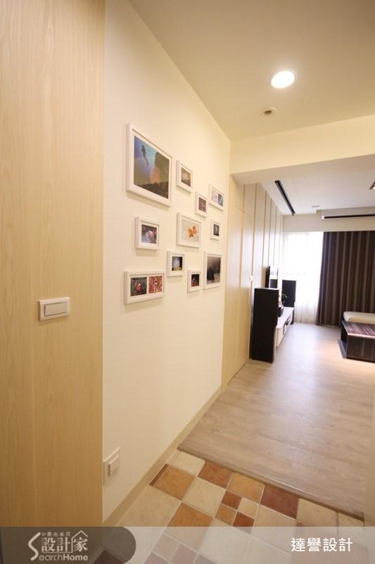 30坪新成屋(5年以下)_北歐風玄關案例圖片_達譽設計_達譽_09之4