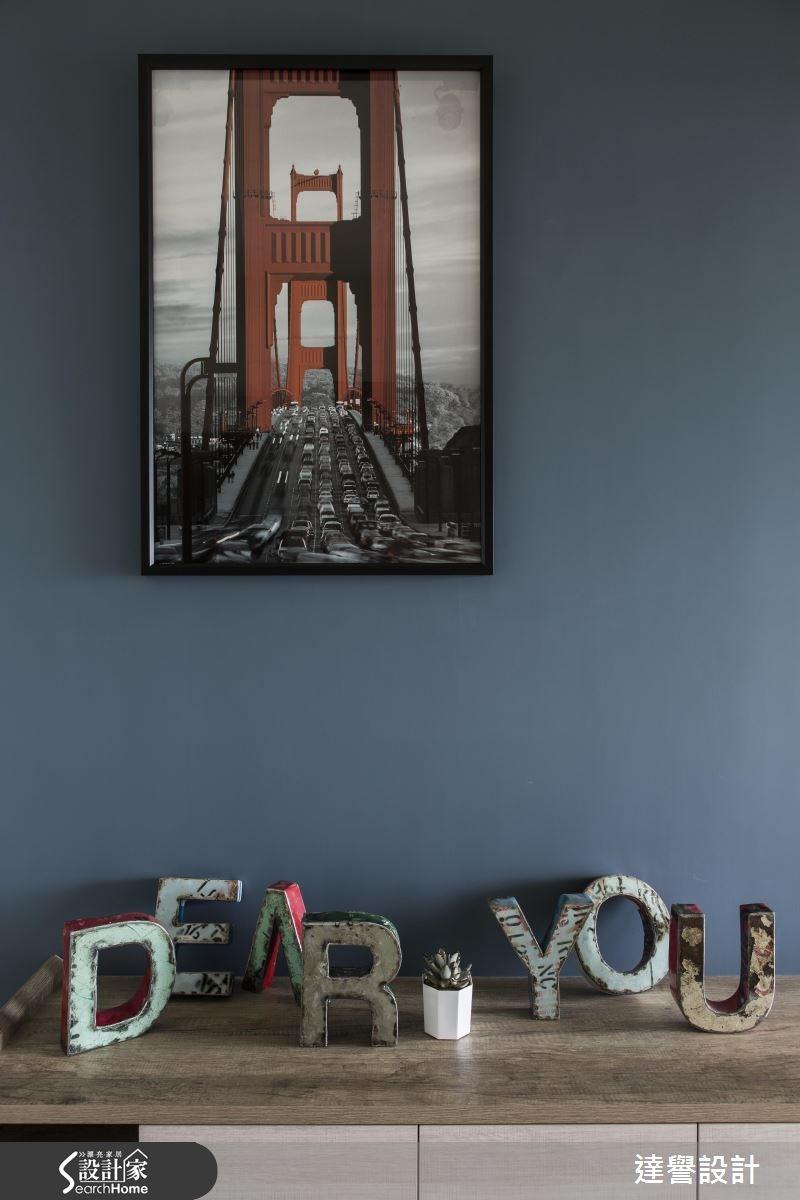 30坪新成屋(5年以下)_工業風客廳案例圖片_達譽設計_達譽_21之2
