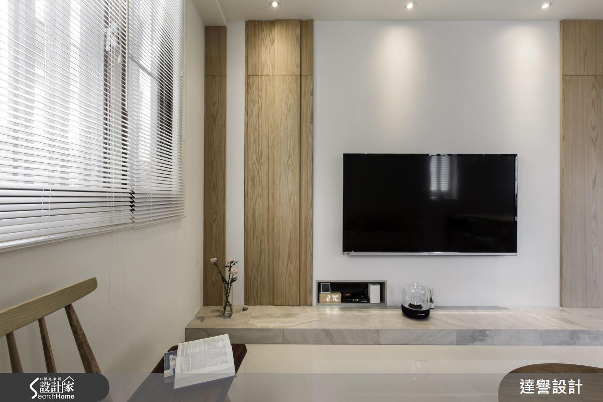 100坪新成屋(5年以下)_現代風案例圖片_達譽設計_達譽_22之2