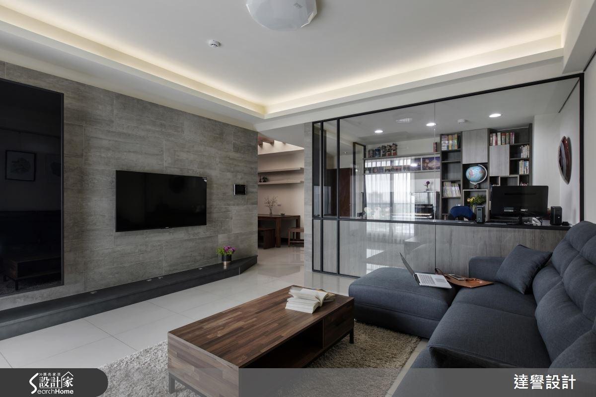 25坪新成屋(5年以下)_現代風案例圖片_達譽設計_達譽_26之2