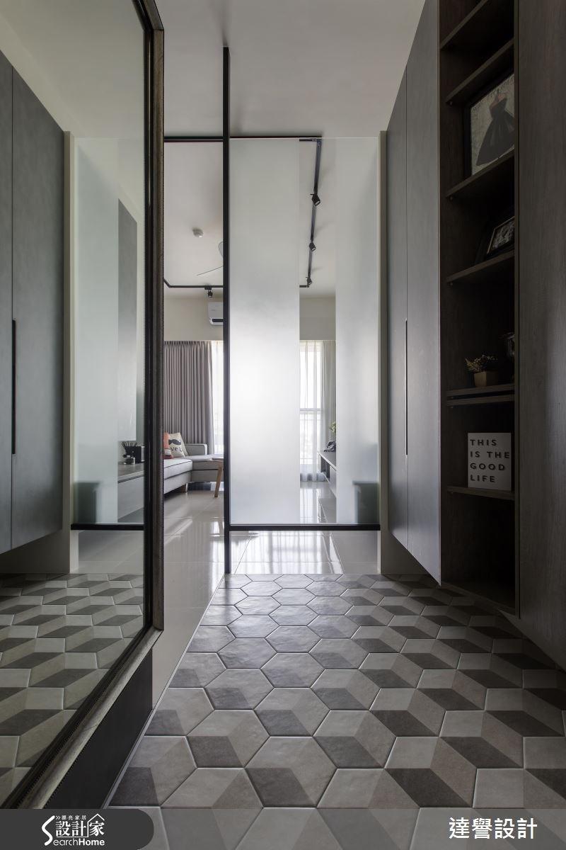 25坪新成屋(5年以下)_現代風案例圖片_達譽設計_達譽_27之1