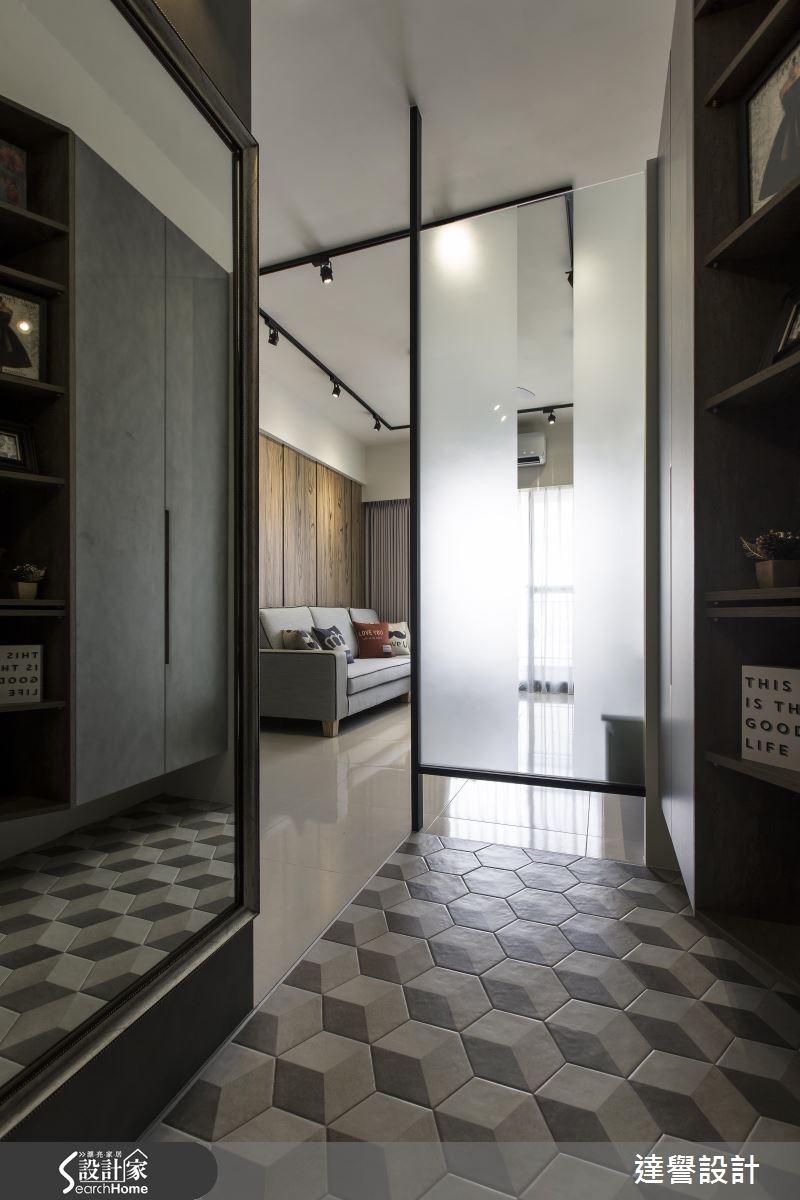 25坪新成屋(5年以下)_現代風案例圖片_達譽設計_達譽_27之2
