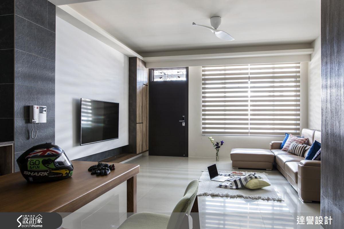 55坪新成屋(5年以下)_現代風案例圖片_達譽設計_達譽_28之1