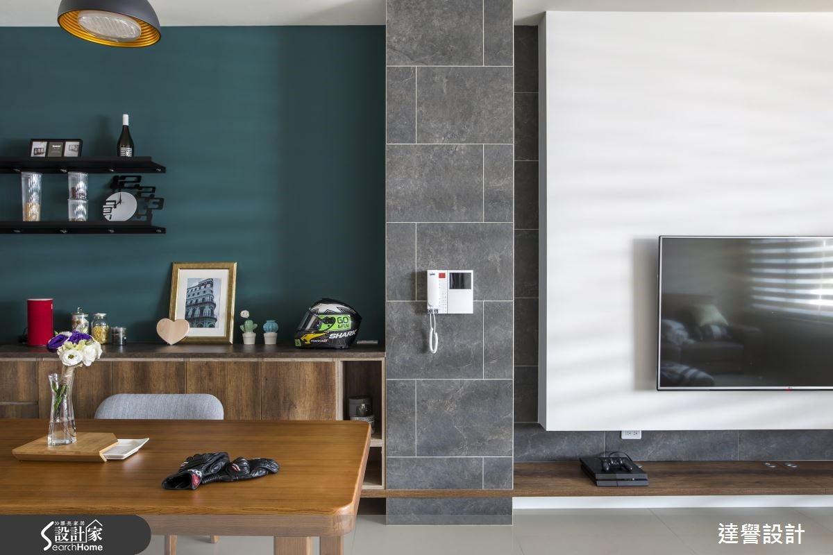 55坪新成屋(5年以下)_現代風案例圖片_達譽設計_達譽_28之3