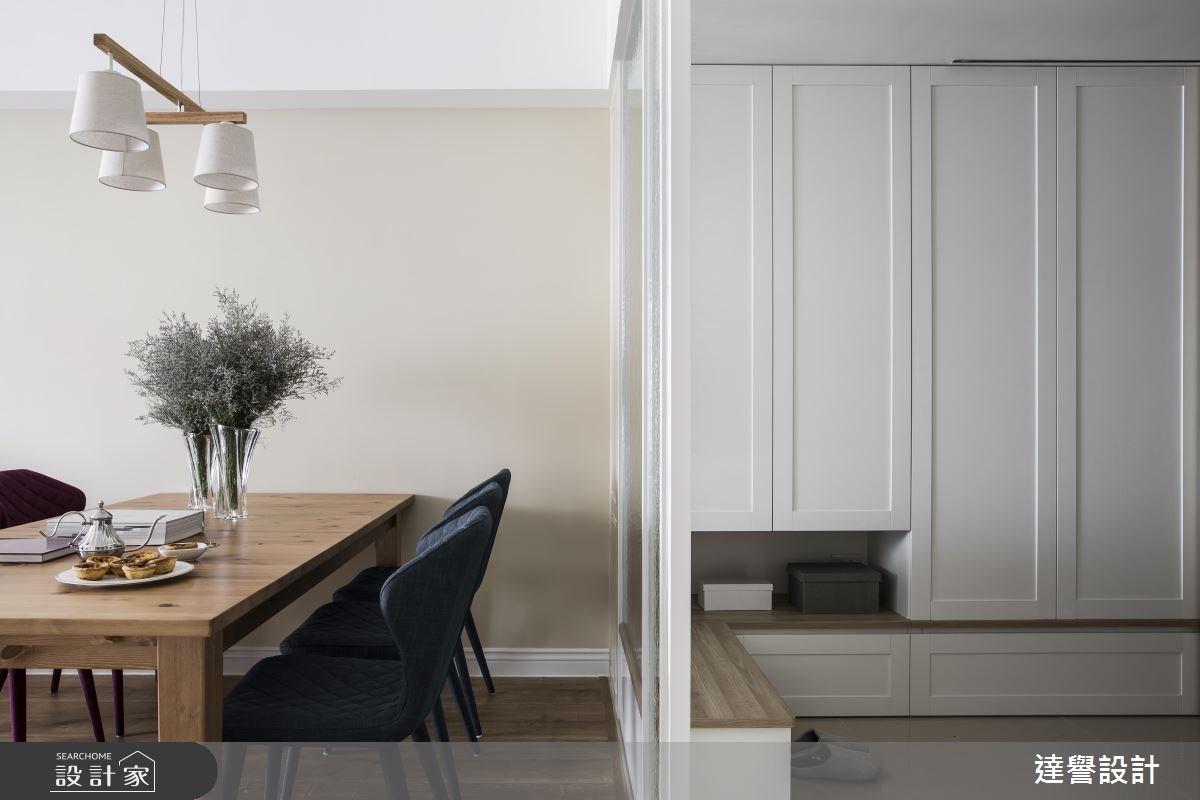35坪新成屋(5年以下)_美式風案例圖片_達譽設計_達譽_30之4