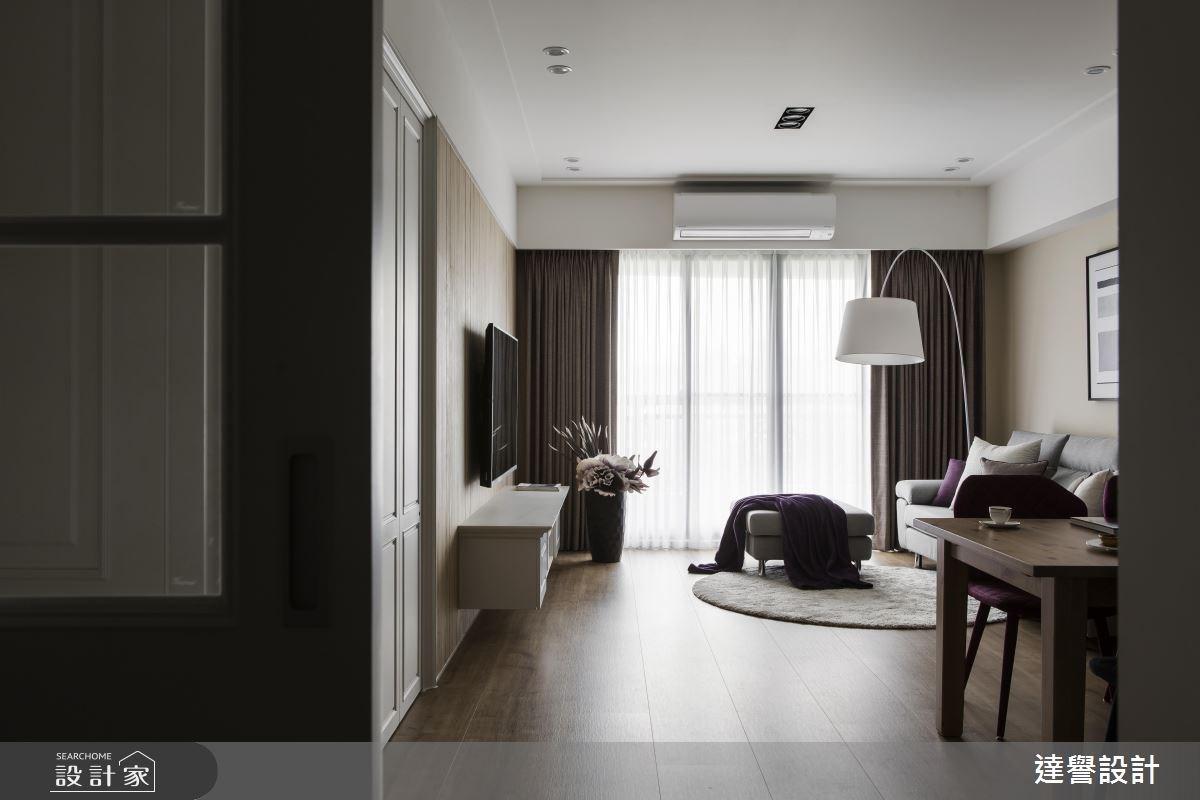 35坪新成屋(5年以下)_美式風案例圖片_達譽設計_達譽_30之12