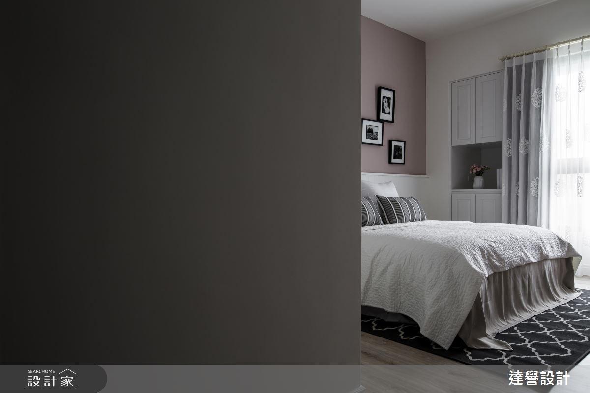 35坪新成屋(5年以下)_美式風案例圖片_達譽設計_達譽_30之27