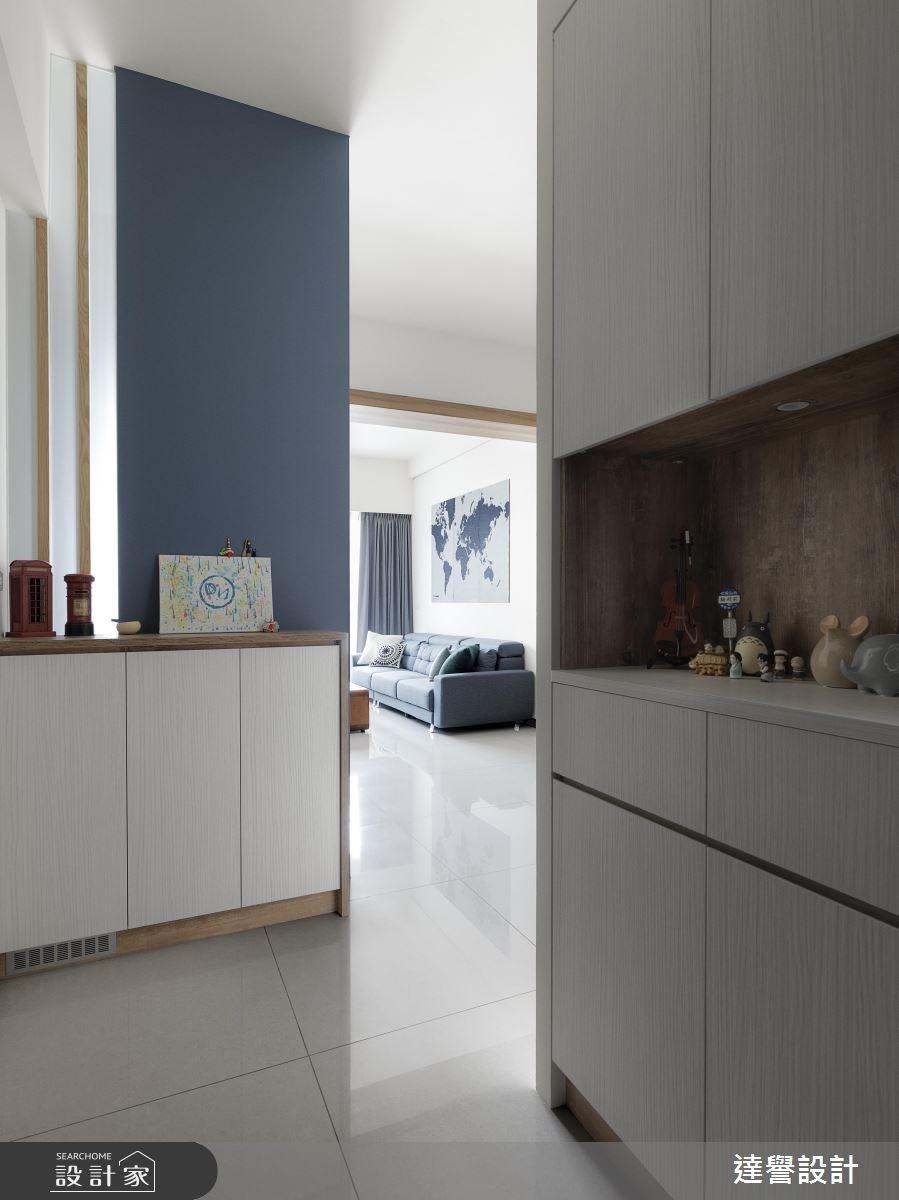 30坪新成屋(5年以下)_北歐風案例圖片_達譽設計_達譽_31之1