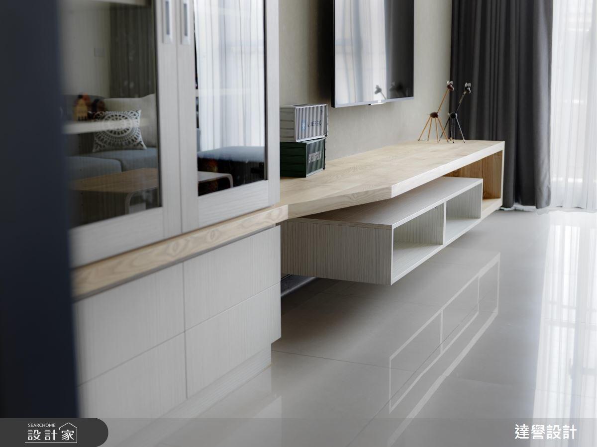 30坪新成屋(5年以下)_北歐風案例圖片_達譽設計_達譽_31之4