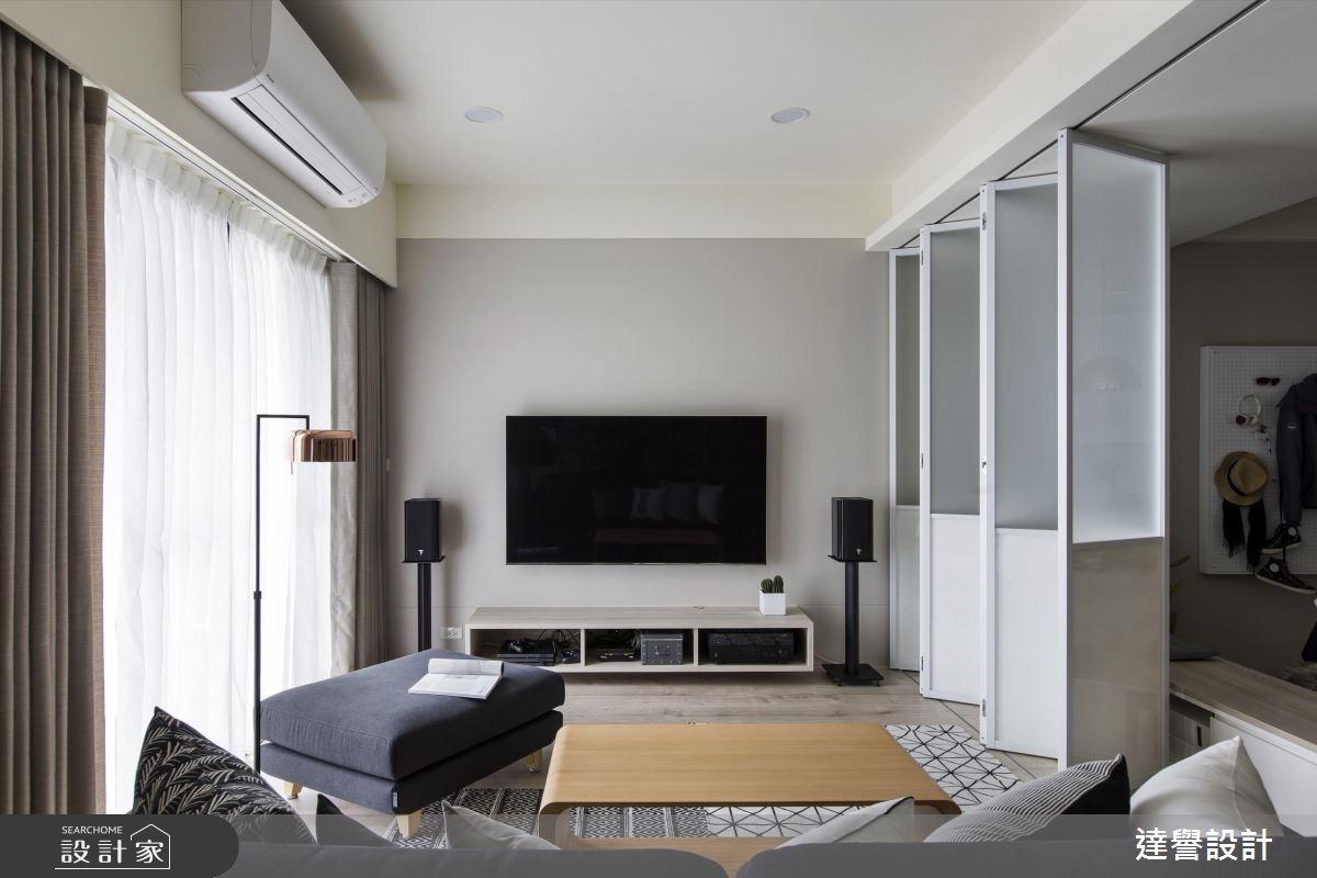 24坪新成屋(5年以下)_北歐風案例圖片_達譽設計_達譽_32之1