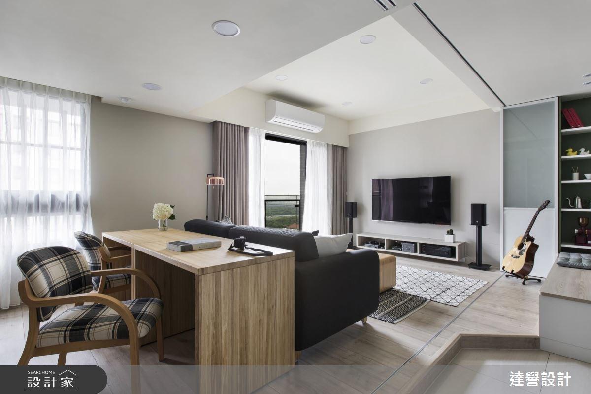 24坪新成屋(5年以下)_北歐風案例圖片_達譽設計_達譽_32之3