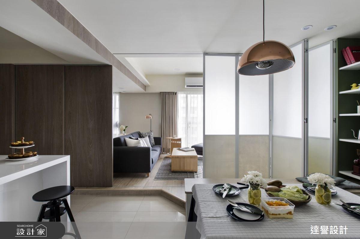24坪新成屋(5年以下)_北歐風案例圖片_達譽設計_達譽_32之7