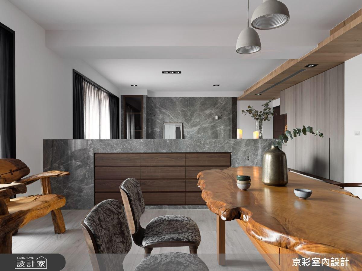 65坪新成屋(5年以下)_混搭風案例圖片_京彩室內設計有限公司_京彩_01之4