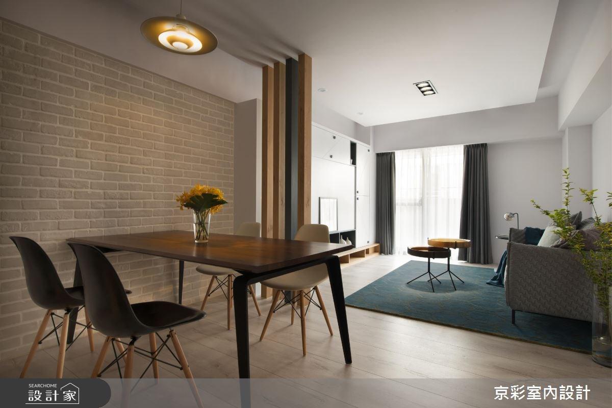 25坪老屋(16~30年)_北歐風案例圖片_京彩室內設計有限公司_京彩_08之3
