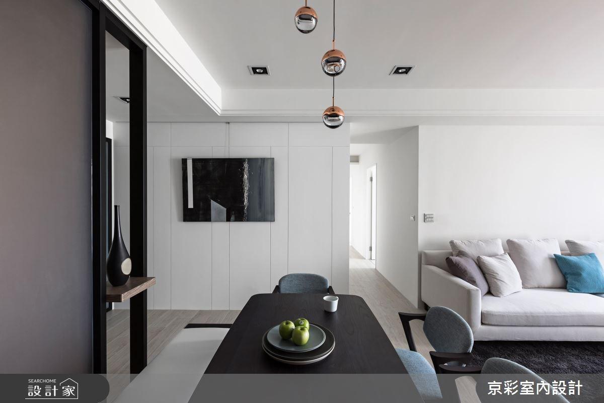 28坪新成屋(5年以下)_現代風案例圖片_京彩室內設計有限公司_京彩_15之3