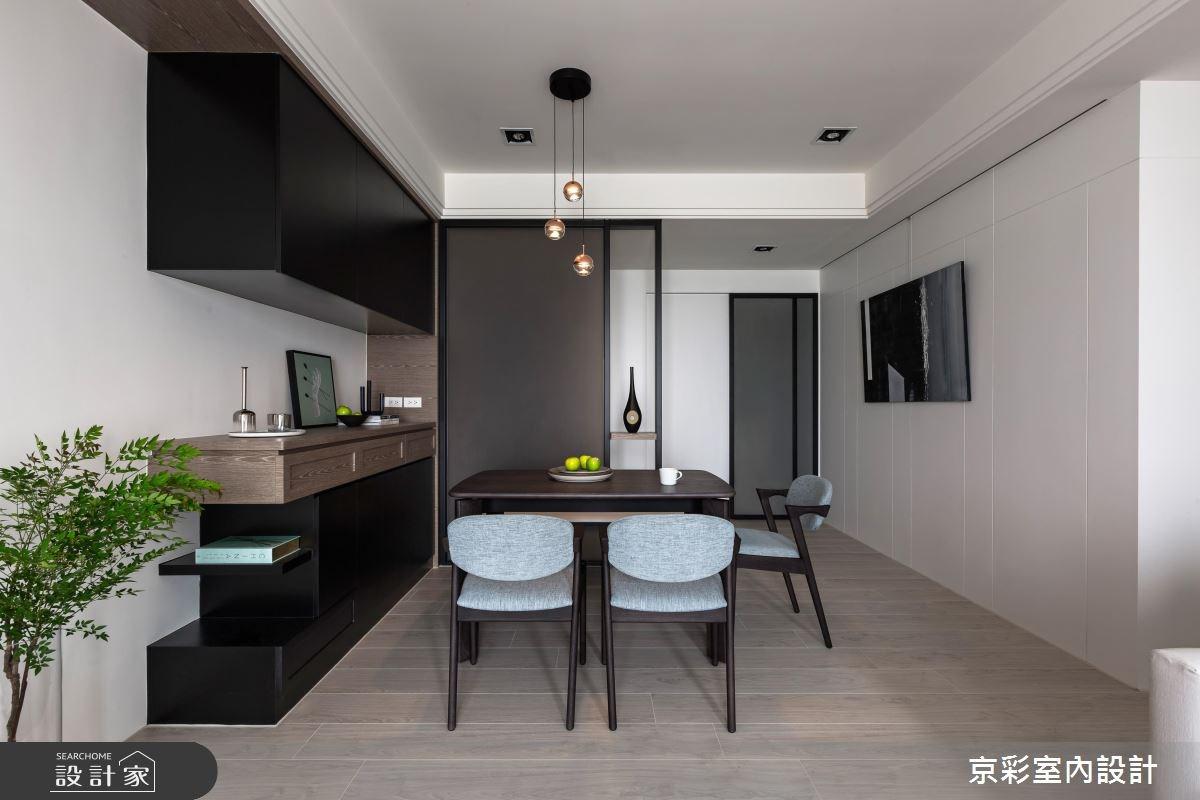 28坪新成屋(5年以下)_現代風案例圖片_京彩室內設計有限公司_京彩_15之5