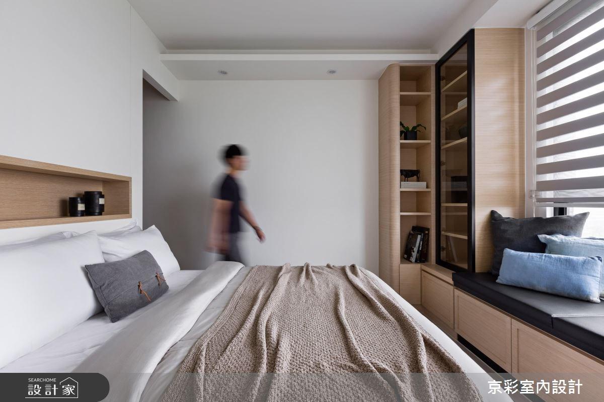 28坪新成屋(5年以下)_現代風案例圖片_京彩室內設計有限公司_京彩_15之12