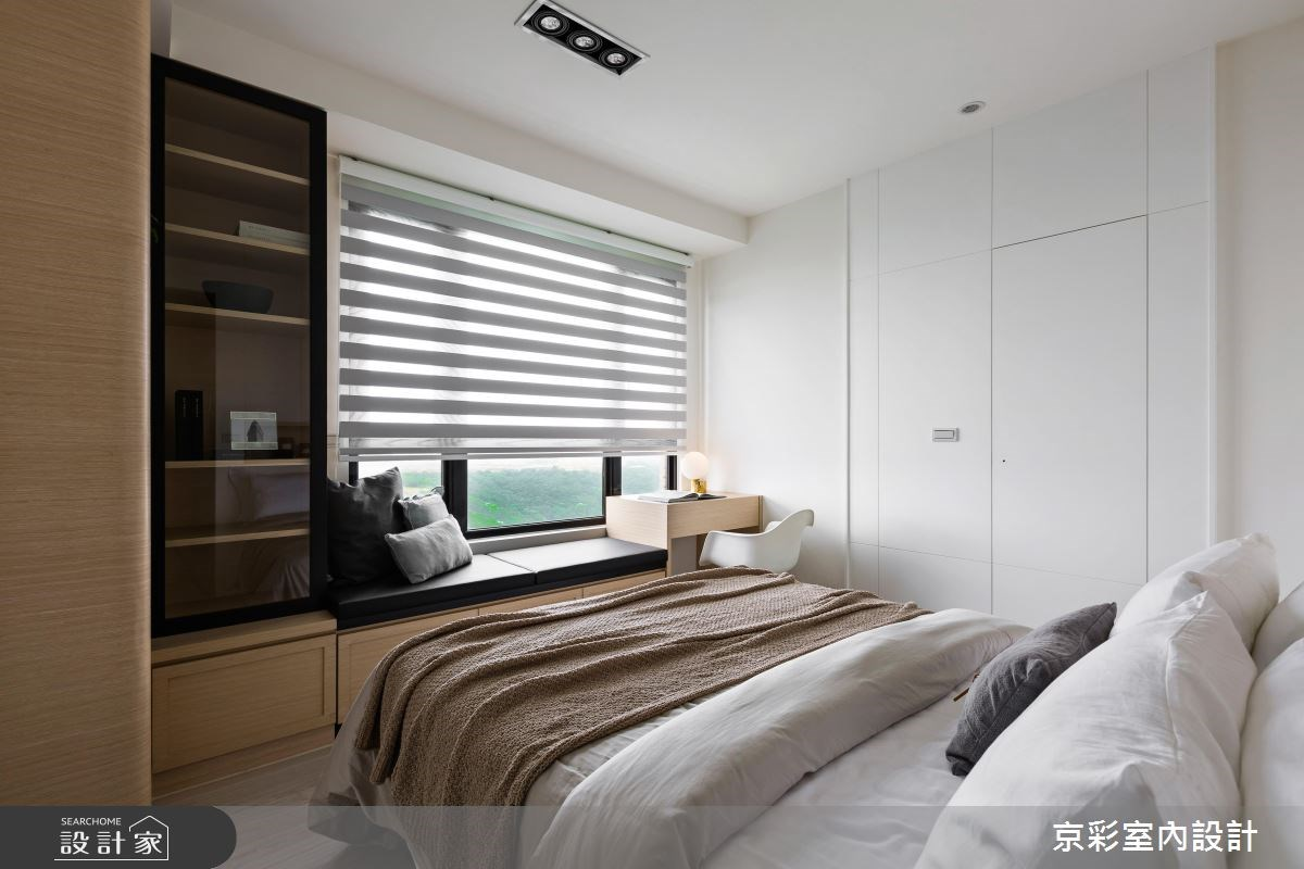 28坪新成屋(5年以下)_現代風案例圖片_京彩室內設計有限公司_京彩_15之13