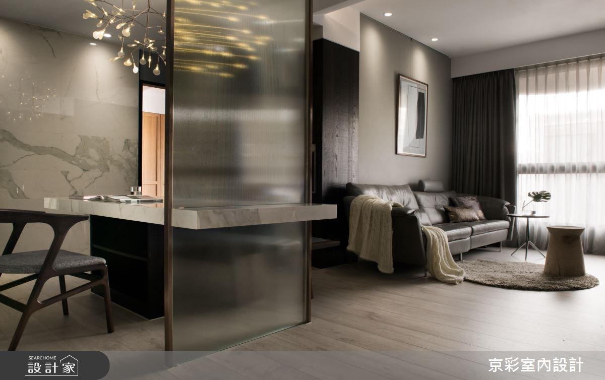 30坪新成屋(5年以下)_現代風案例圖片_京彩室內設計有限公司_京彩_18之1
