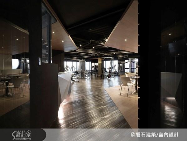 80坪_簡約風商業空間案例圖片_欣磐石建築.空間規劃事務所_欣磐石_15之1