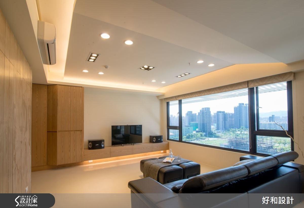 40坪新成屋(5年以下)_混搭風案例圖片_好和設計_好和_04之2