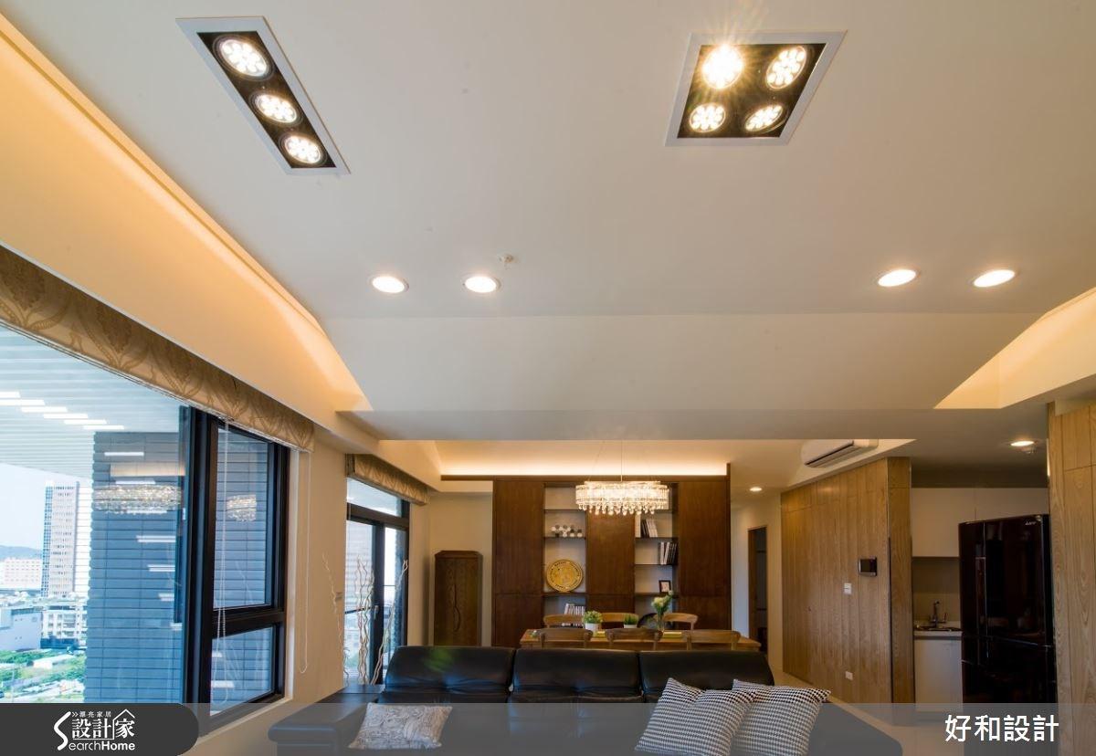 40坪新成屋(5年以下)_混搭風案例圖片_好和設計_好和_04之4