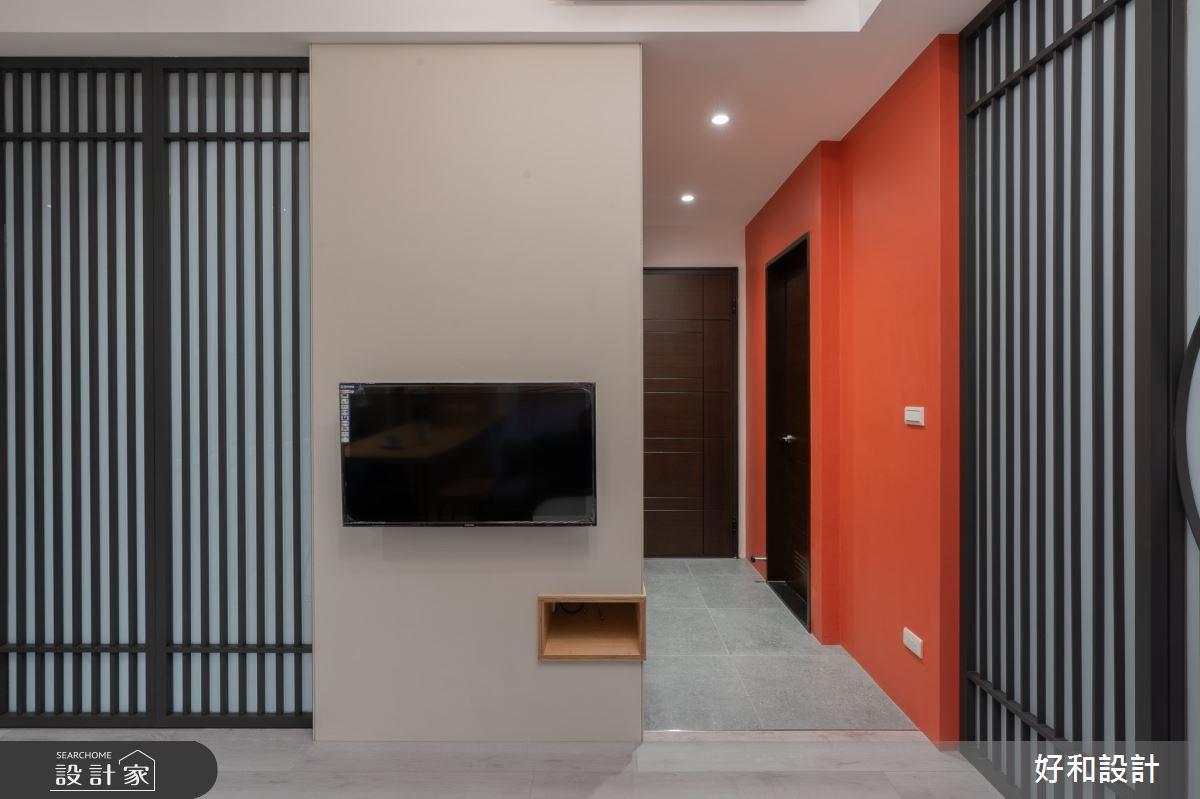 新成屋(5年以下)_現代風案例圖片_好和設計_好和_閎廬之4