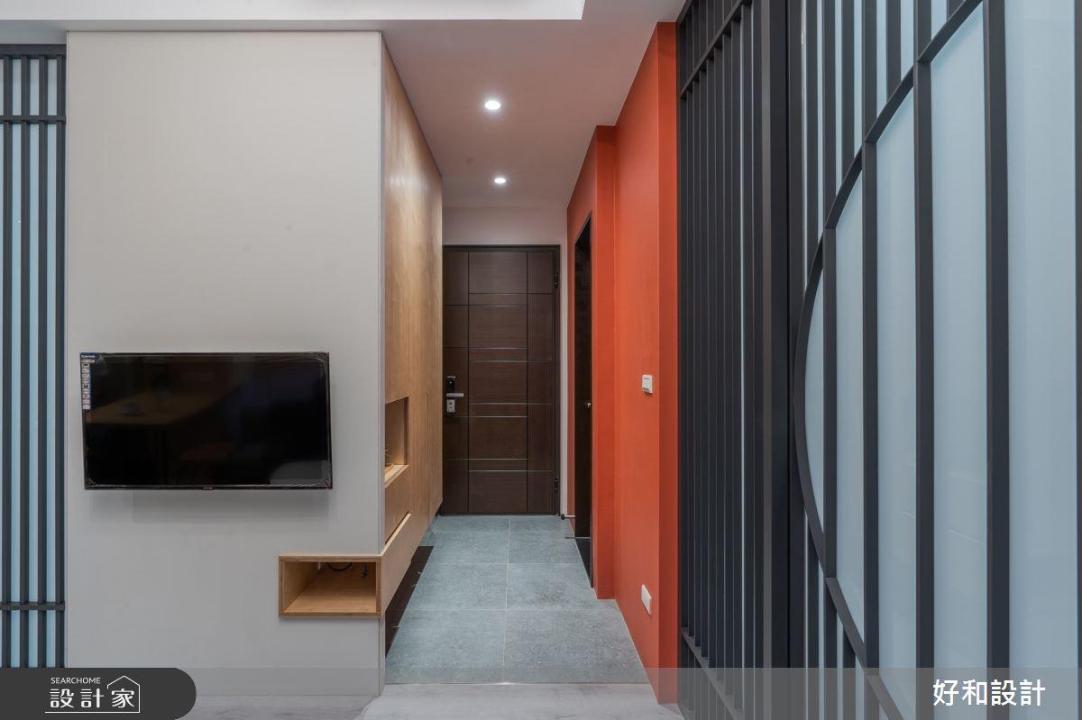 新成屋(5年以下)_現代風案例圖片_好和設計_好和_閎廬之3