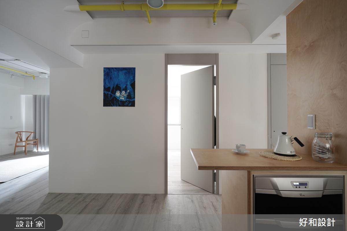 26坪老屋(16~30年)_現代風案例圖片_好和設計_好和_stay佇之11