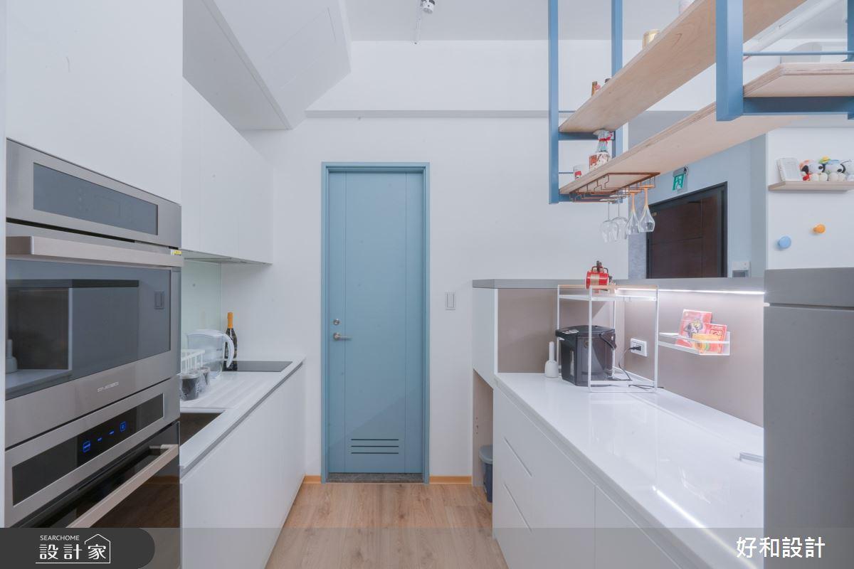 12坪新成屋(5年以下)_北歐風案例圖片_好和設計_好和_日日之9