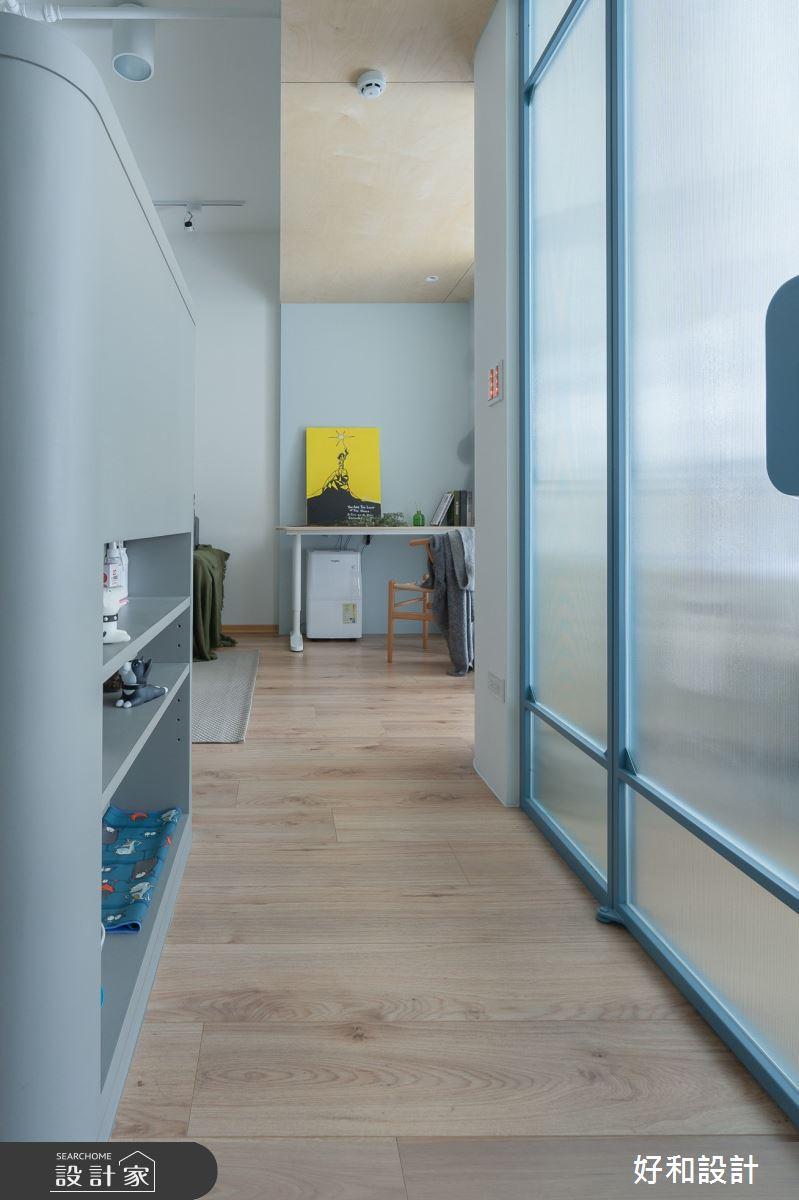12坪新成屋(5年以下)_北歐風案例圖片_好和設計_好和_日日之10