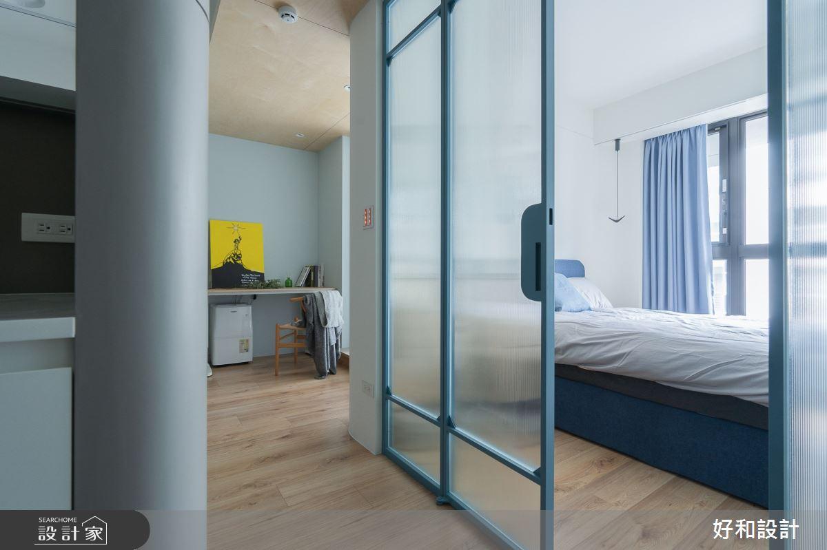 12坪新成屋(5年以下)_北歐風案例圖片_好和設計_好和_日日之11